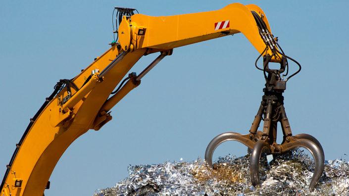 Recyclingwirtschaft