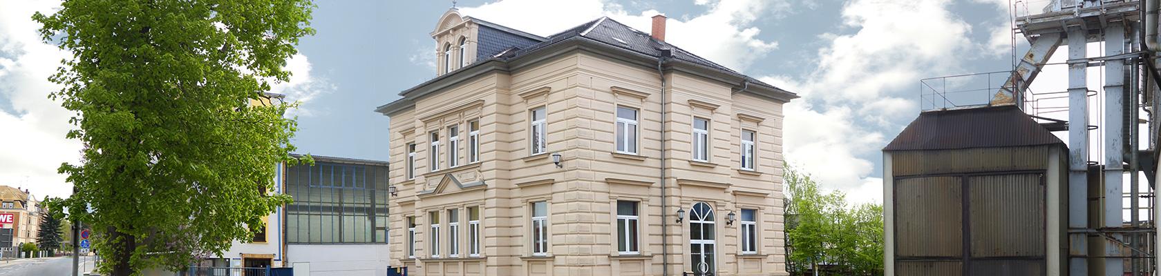 Esterer Gießerei Wurzen Verwaltungsgebäude